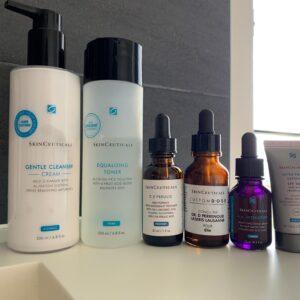 Laseris Pack 6 produits SkinCeuticals