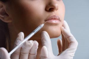 injection botox dans le visage anti ride anti-âge cabinet laseris dr perrenoud