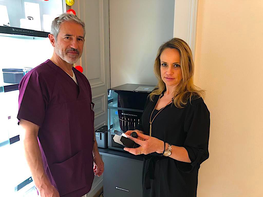 Dr Perrenoud Custom Dose SKinCeuticals Laseris Lausanne