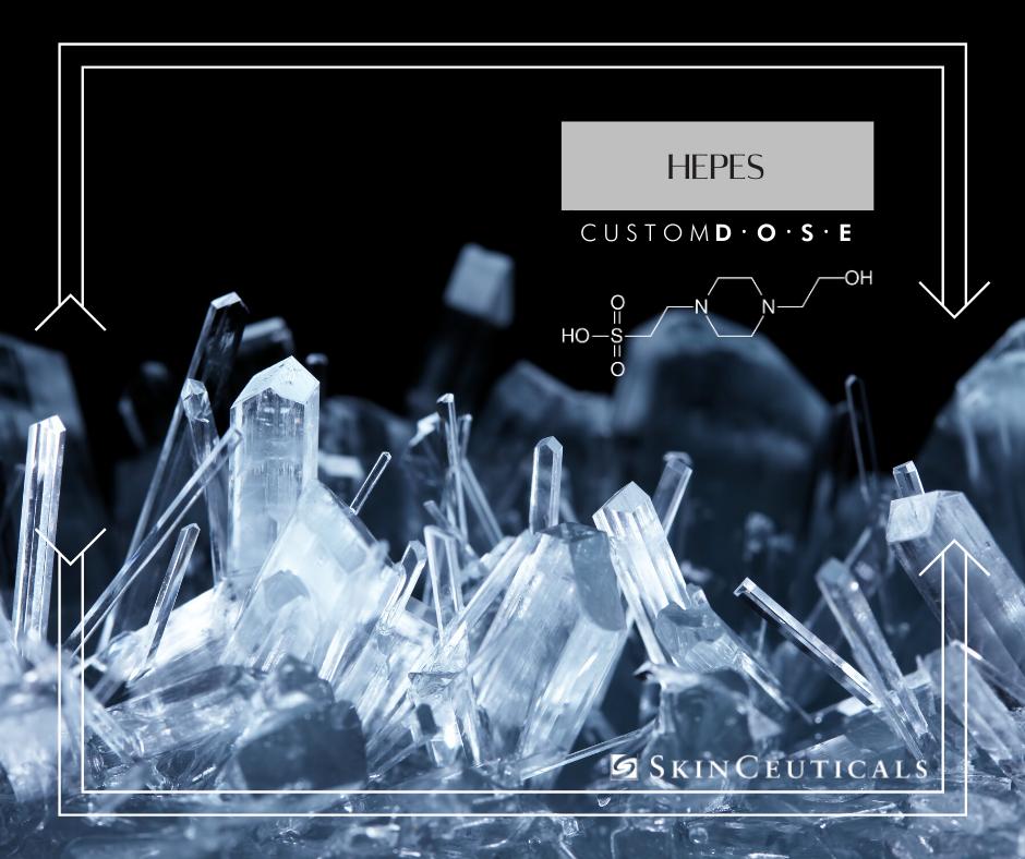 Image illustrant l'ingrédient Hepes, présent dans les produits cosmétiques